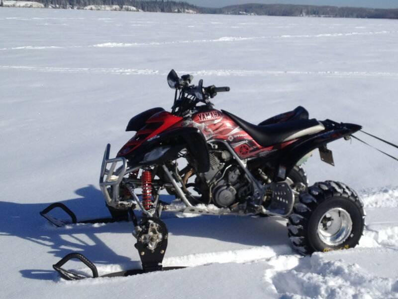 Skis For Yamaha Raptor